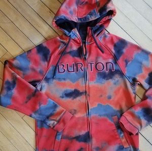 Burton Zip Up